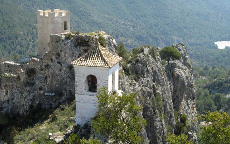 A unique place to stay, Guadalest