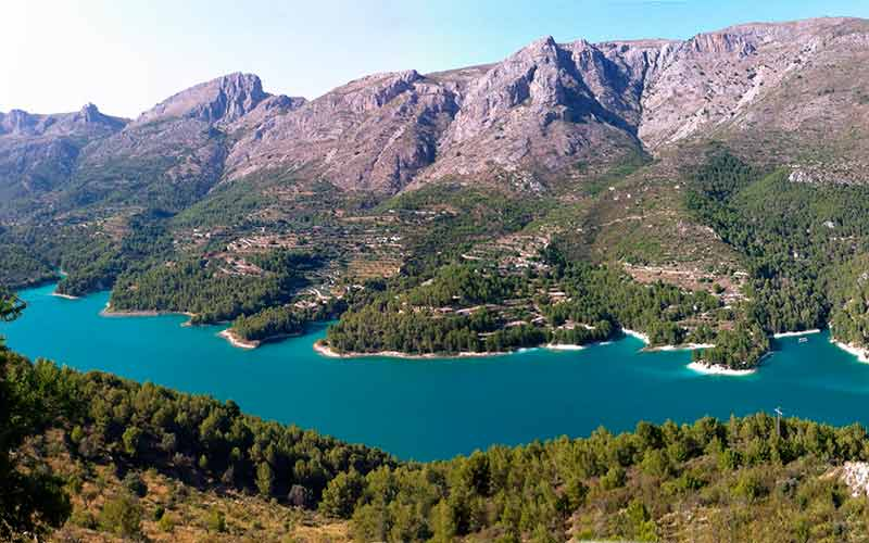 Guadalest Basin